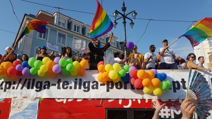 Marcha Orgulho LGBT Lisboa 2017 ILGA