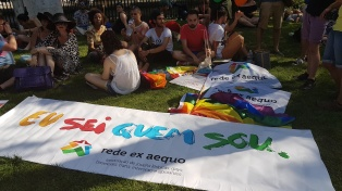 Marcha Orgulho LGBT Lisboa 2017 rede ex aequo