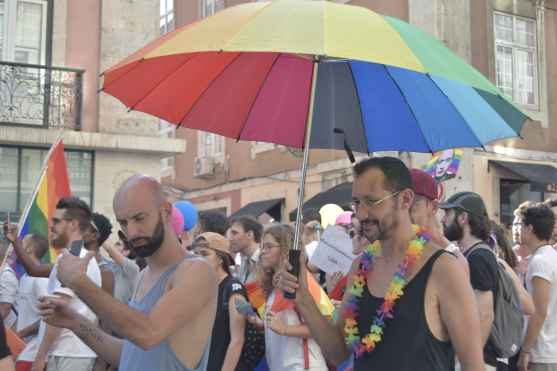 Maria Inês Peixoto Fotos Marcha Do Orgulho LGBT de Lisboa 2017 3