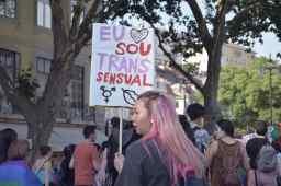 Maria Inês Peixoto Fotos Marcha Do Orgulho LGBT de Lisboa 2017 4