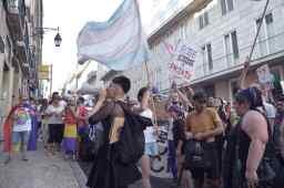 Maria Inês Peixoto Fotos Marcha Do Orgulho LGBT de Lisboa 2017 5