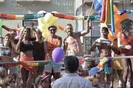 Maria Inês Peixoto Fotos Marcha Do Orgulho LGBT de Lisboa 2017 6