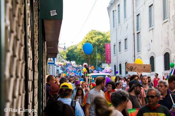 Rita Campos Marcha do Orgulho LGBT de Lisboa 2017 1