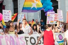 Rita Campos Marcha do Orgulho LGBT de Lisboa 2017 2