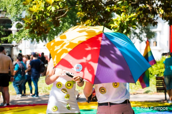 Rita Campos Marcha do Orgulho LGBT de Lisboa 2017 3