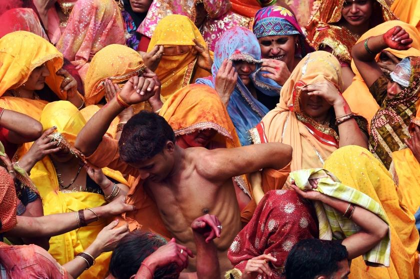 INDIA-RELIGION-HURANGA