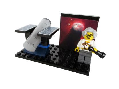 nancy grace roman LEGO NASA