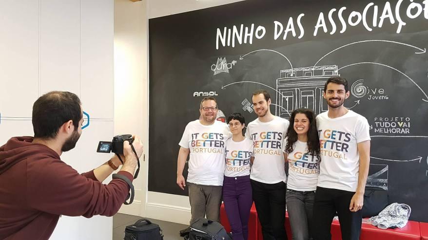 it gets better portugal 5º aniversário direção