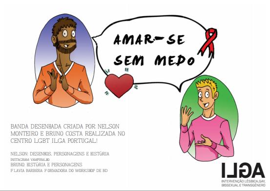 """Amar-se Sem Medo"""