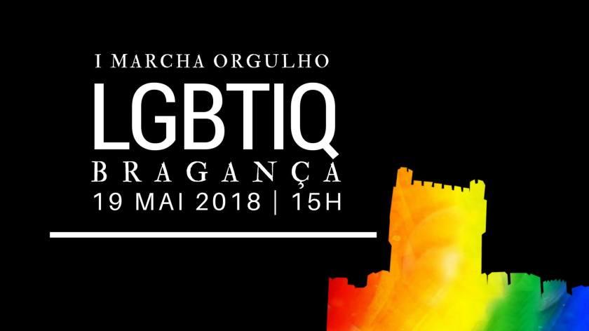 I Marcha do Orgulho LGBTIQ de Bragança 2018