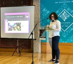 conferência rede ex aequo desporto família LGBTI Lígia Fernandes Lisboa Roller Derby Troopers