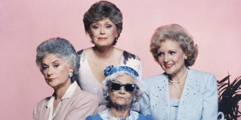 the golden girls televisão tv comédia humor mulheres feminismo lésbica
