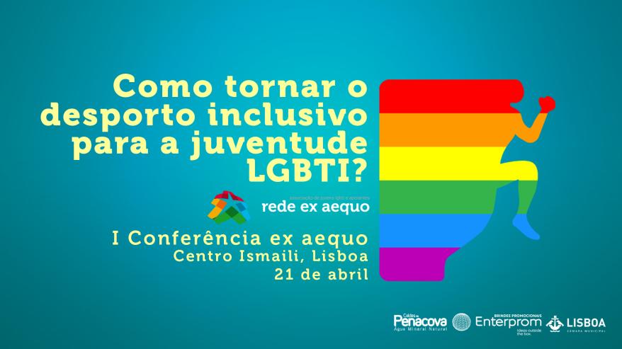 rede ex aequo desporto LGBTI portugal conferência