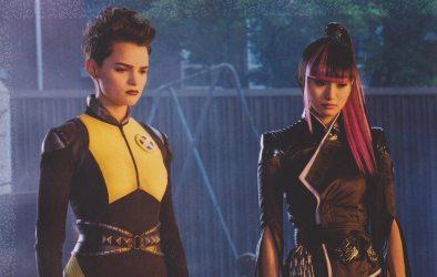 Deadpool 2 casal lésbica LGBTI cinema