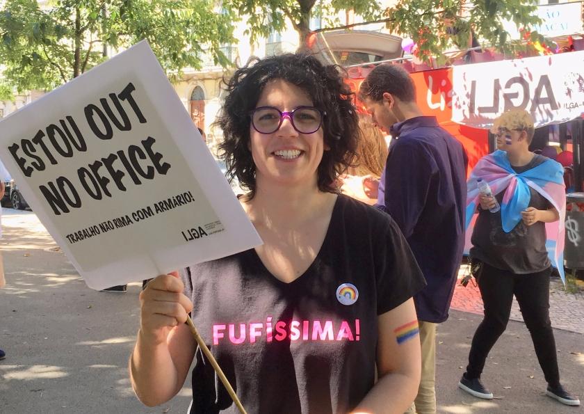 AnaAresta_Fufissima 2018 ILGA Portugal Arraial Lisboa Pride