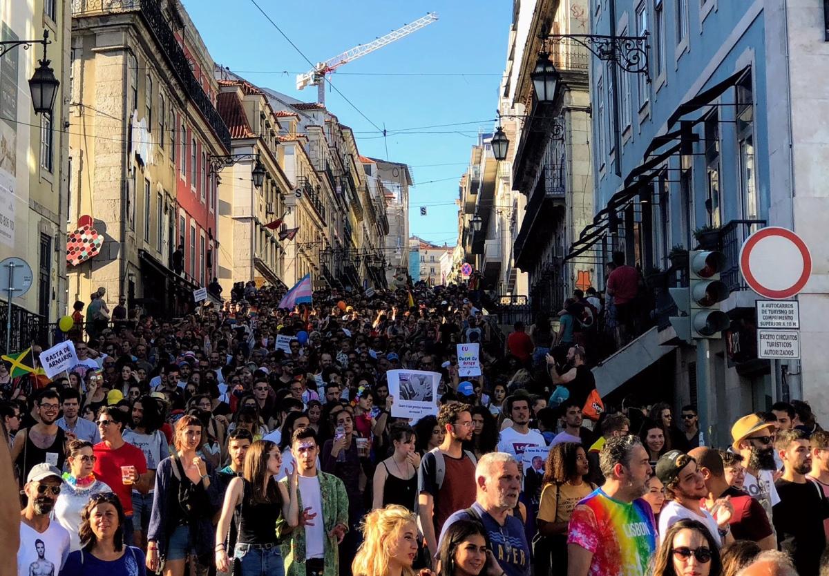 Assim Foi a Marcha do Orgulho LGBTI+ de Lisboa 2018