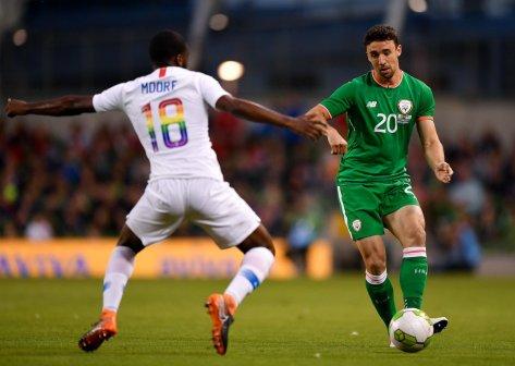 Irlanda EUA Desporto Futebol Pride 2