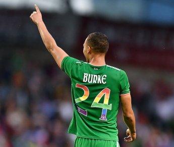 Irlanda EUA Desporto Futebol Pride Burke