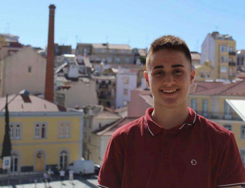 André Mendes LGBTI Trans Autodeterminação de Género Portugal
