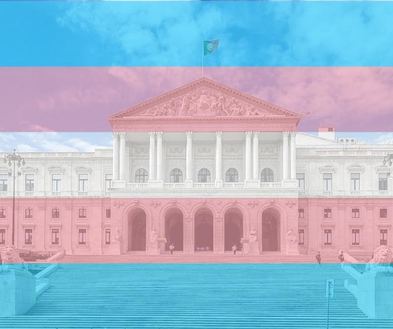 Assembleia da República Parlamento Trans Transgénero Transexual Portugal