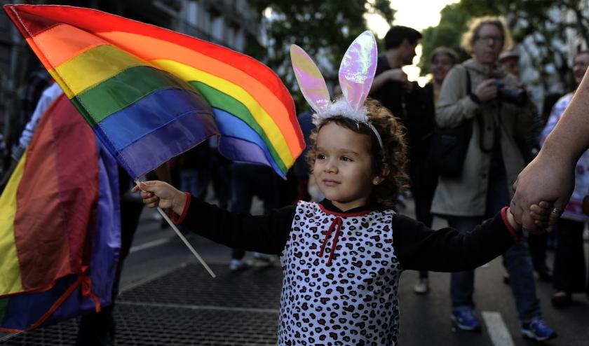 ARGENTINA-LGBT-PARADE