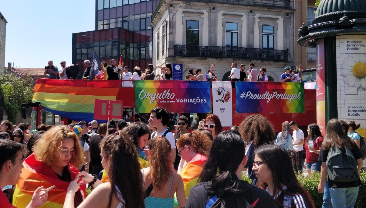 Bem, vamos lá falar da Marcha do Porto