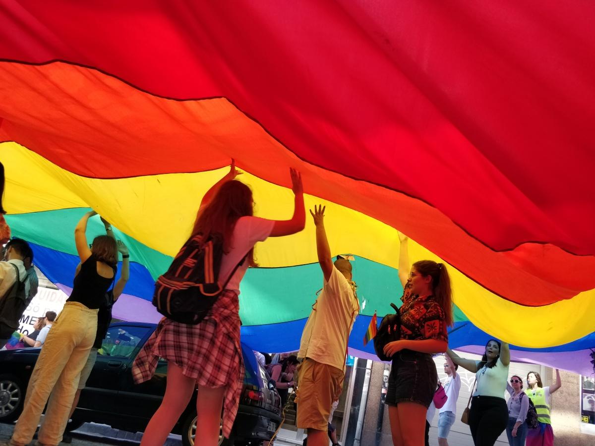"""Assim """"desacomodou"""" a 13ª Marcha do Orgulho LGBT+ do Porto"""