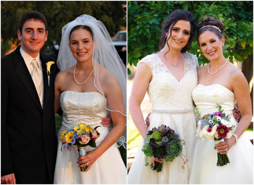 samantha laura casamento trans pan LGBTI casamento noivas