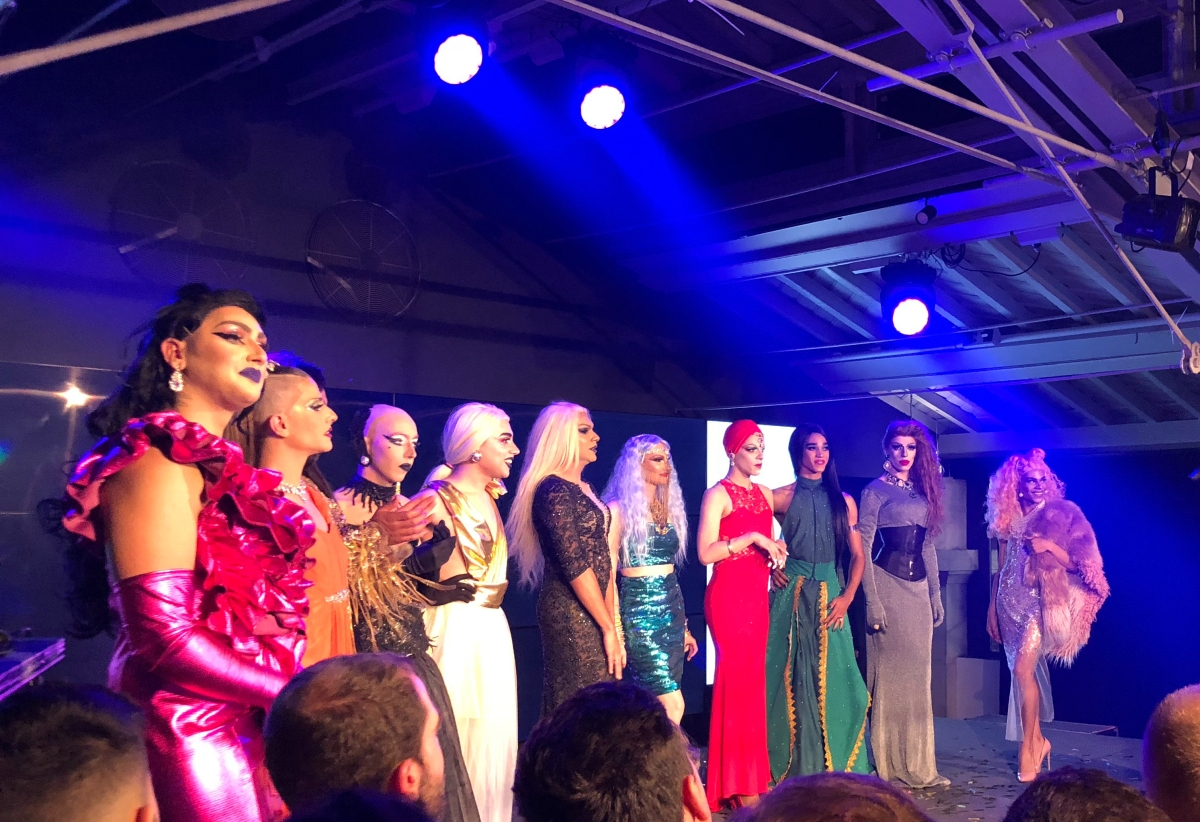 O Triunfo Colossal de Miss Drag Lisboa 2018 e do Drag Português