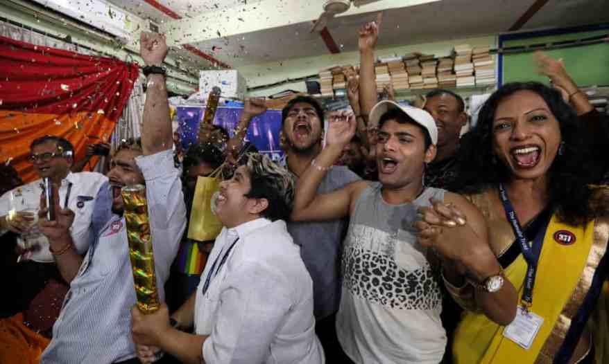 india homossexualidade lei descriminalização lgbti direitos lgbti gay