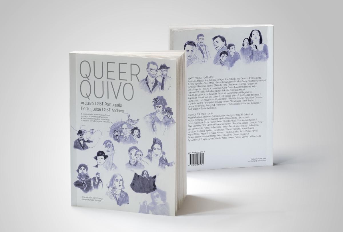 Passatempo Queerquivo: Ganha um exemplar das histórias Queer portuguesas!