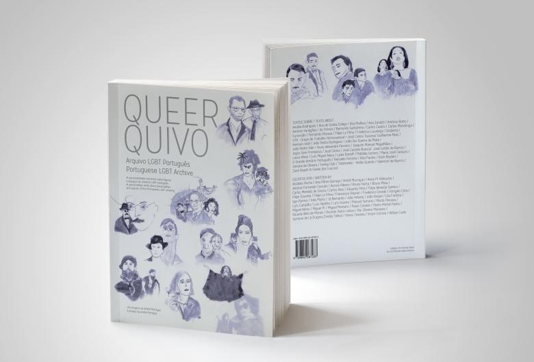 Queerquivo livro portugal cultura queer