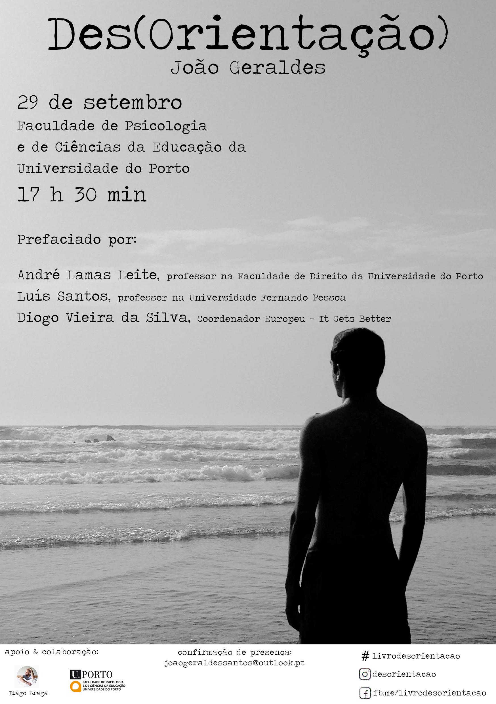 Poster Desorientação João Geraldes