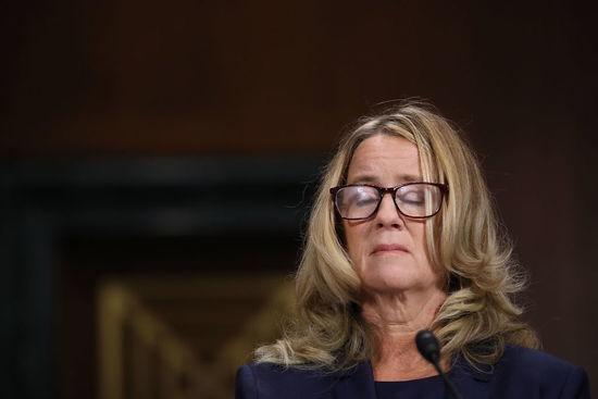 Christine Ford assédio violação