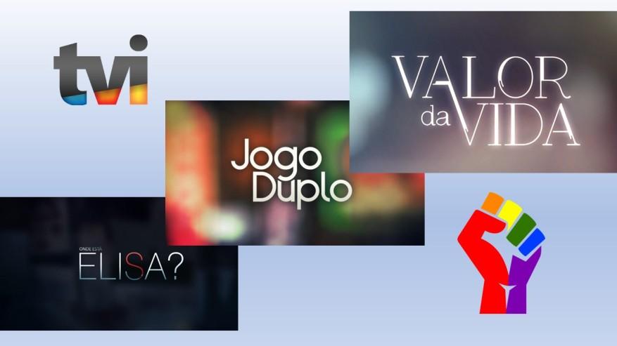 LGBTI televisão tvi ficção portugal