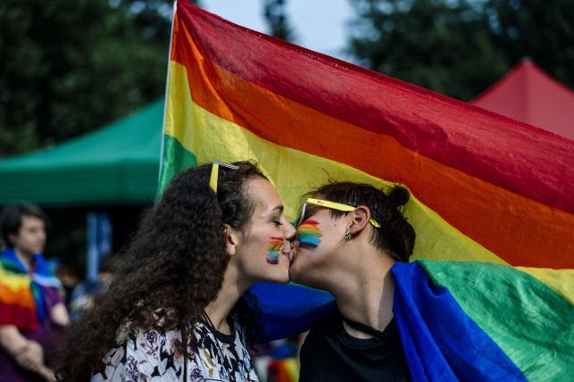 Pride Direitos LGBTI Europa Homofobia Política