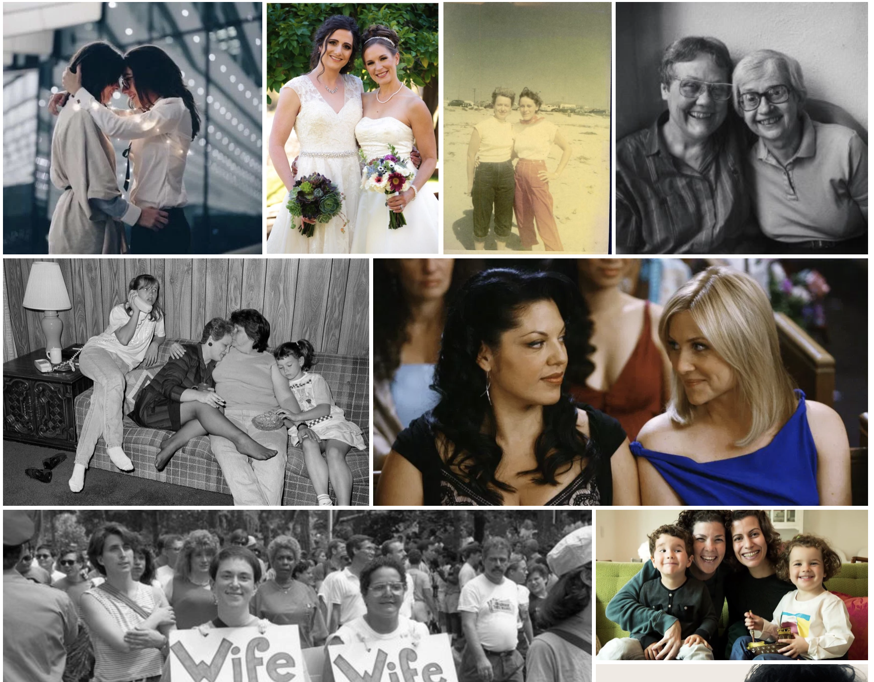 dia das namoradas casal lésbico mulher lésbica amor LGBTI galeria