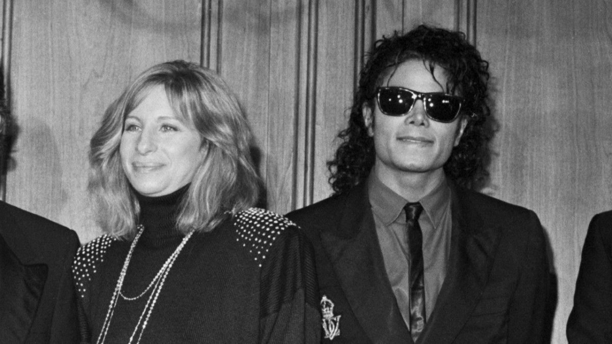 Leaving Neverland, Michael Jackson e... Barbra Streisand?!?