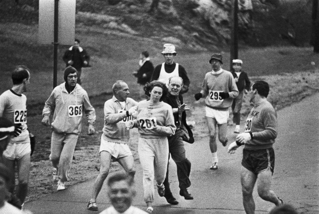 Kathrine Switzer: a atleta que não se coibiu de ser mulher
